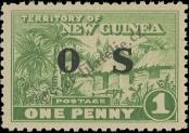 Stamp New Guinea Catalog number: S/1