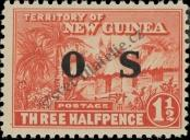 Stamp New Guinea Catalog number: S/2