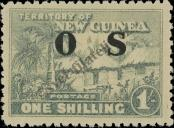 Stamp New Guinea Catalog number: S/8