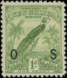 Stamp New Guinea Catalog number: S/10