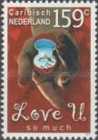 Stamp Caribbean Netherlands Catalog number: 10