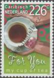 Stamp Caribbean Netherlands Catalog number: 11