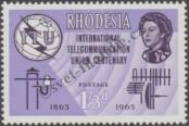 Stamp Rhodesia Catalog number: 2