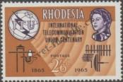 Stamp Rhodesia Catalog number: 3