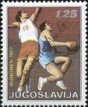 Stamp Yugoslavia Catalog number: 1452