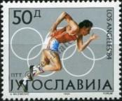 Stamp Yugoslavia Catalog number: 2051
