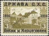 Stamp Yugoslavia Catalog number: 1
