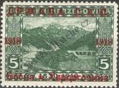 Stamp Yugoslavia Catalog number: 2