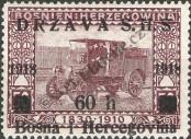 Stamp Yugoslavia Catalog number: 10