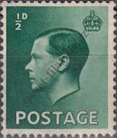 Stamp Great Britain Catalog number: 193