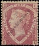 Stamp Great Britain Catalog number: 37