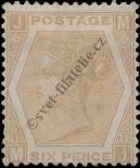Stamp Great Britain Catalog number: 38/b