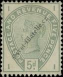 Stamp Great Britain Catalog number: 78