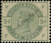 Stamp Great Britain Catalog number: 80
