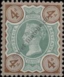 Stamp Great Britain Catalog number: 91