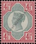 Stamp Great Britain Catalog number: 92
