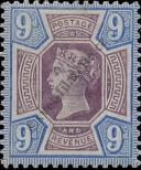 Stamp Great Britain Catalog number: 95
