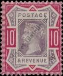 Stamp Great Britain Catalog number: 96