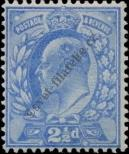 Stamp Great Britain Catalog number: 107/A