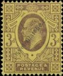 Stamp Great Britain Catalog number: 108/A