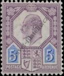Stamp Great Britain Catalog number: 110/A