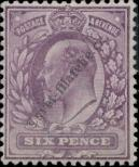 Stamp Great Britain Catalog number: 111/A