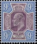 Stamp Great Britain Catalog number: 112/A