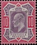 Stamp Great Britain Catalog number: 113/A