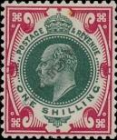 Stamp Great Britain Catalog number: 114/A