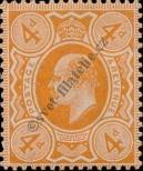 Stamp Great Britain Catalog number: 119/A