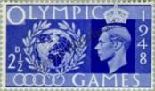 Stamp Great Britain Catalog number: 237