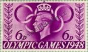 Stamp Great Britain Catalog number: 239