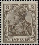 Stamp German Empire Catalog number: 84
