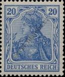 Stamp German Empire Catalog number: 87