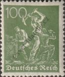 Stamp German Empire Catalog number: 167