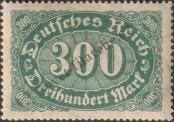 Stamp German Empire Catalog number: 221