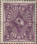 Stamp German Empire Catalog number: 224