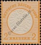 Stamp German Empire Catalog number: 24