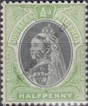 Stamp Southern Nigeria Catalog number: 1