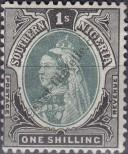 Stamp Southern Nigeria Catalog number: 6