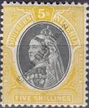 Stamp Southern Nigeria Catalog number: 8