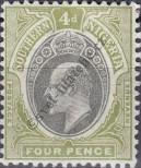 Stamp Southern Nigeria Catalog number: 14