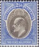 Stamp Southern Nigeria Catalog number: 24