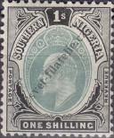 Stamp Southern Nigeria Catalog number: 28