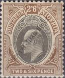 Stamp Southern Nigeria Catalog number: 29