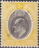 Stamp Southern Nigeria Catalog number: 30