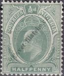 Stamp Southern Nigeria Catalog number: 33