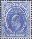 Stamp Southern Nigeria Catalog number: 36