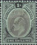 Stamp Southern Nigeria Catalog number: 40