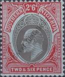 Stamp Southern Nigeria Catalog number: 41